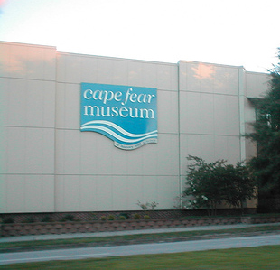 Cape Fear Museum, Wilmington, NC. Image courtesy of Flickr/ Creative Commons.