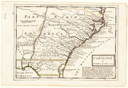 Colonial Period Overview | NCpedia