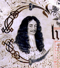Charles II from Charter