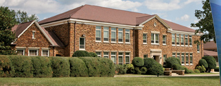 Christ School, Arden, North Carolina. Image available on the Christ School website.
