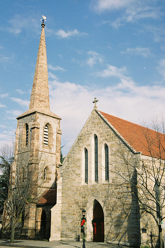 Christ Episcopal Church, Raleigh