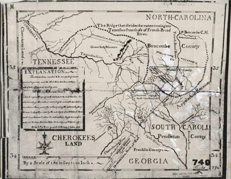 Cherokee Indians - Part 4: Revolutionary War, Cherokee