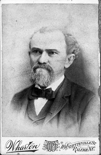 William Abram Darden. Image courtesy of the State Archives of NC.