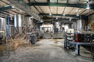 The Duck-Rabbit Craft Brewery, Farmville, NC. Image courtesy of Flickr user Zach Frailey.