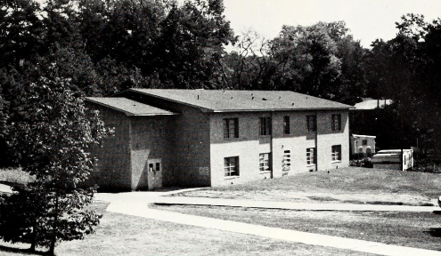 Dorms, East Coast Bible College, 1982. Image courtesy of the Equestrian, provided by the Internet Archive.
