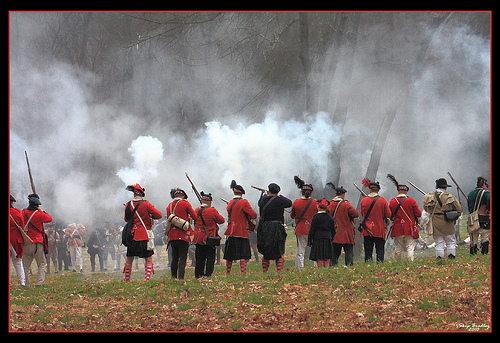 Guilford Courthouse Battle