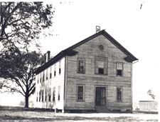 Howard School, built in 1867.  Image courtesy of UNCFSU.