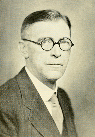 Photograph of Arch Turner Allen. Image from Archive.org.