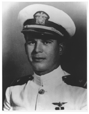 Frank M. Fisler, thought to be the war's first Navy Cross receipient.