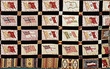 the history and development of quilting