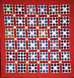 the history and development of quilting The evolution of art quilts and quilting homepage quilting history quilt patterns sometimes you have to wonder which came first, the art quilt or the art quilter art quilting in the past you might use the argument that when people began to put quilts on their wall that quilting as art was born but if you go back to colonial america you.
