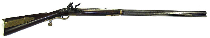 Harper's Ferry U.S. Model 1803 rifle. From author horsesoldier.com on Wikimedia Commons.  Used with GNU Free Documentation license.