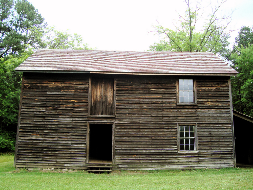 Tobacco factory at Duke Homestead