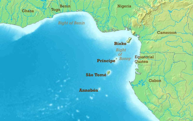 Map Of Africa 1800.Ncpedia Ncpedia