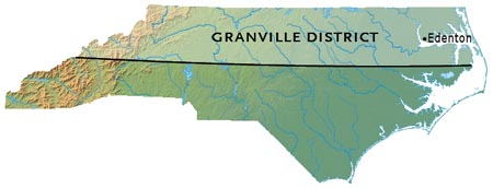 the Granville District