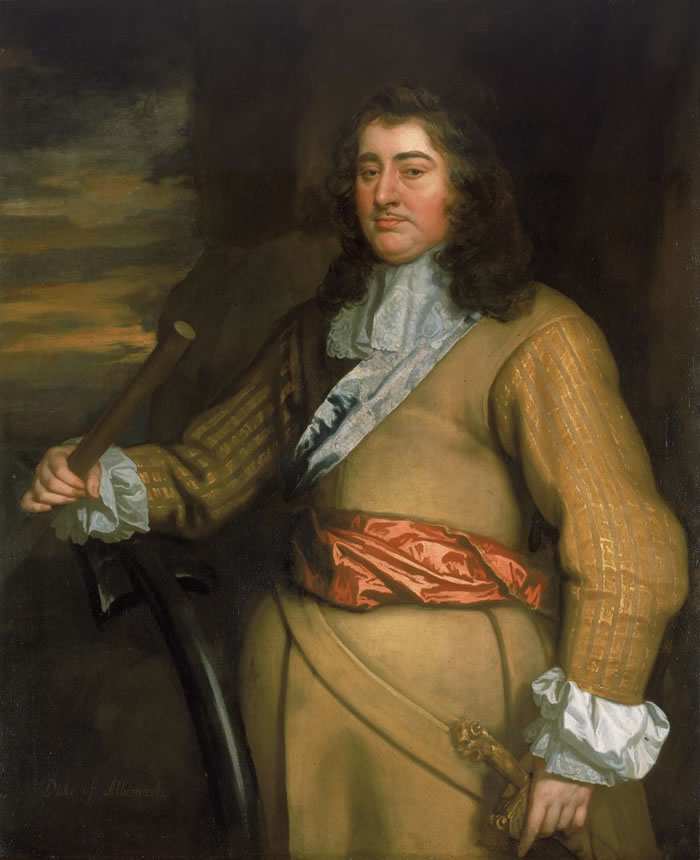 George Monck, Duke of Albemarle
