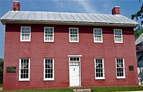 Levi Coffin house