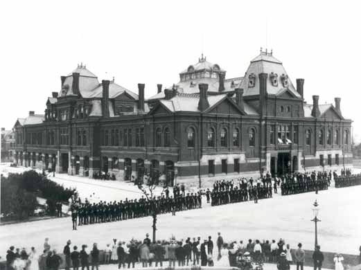 The Pullman Strike
