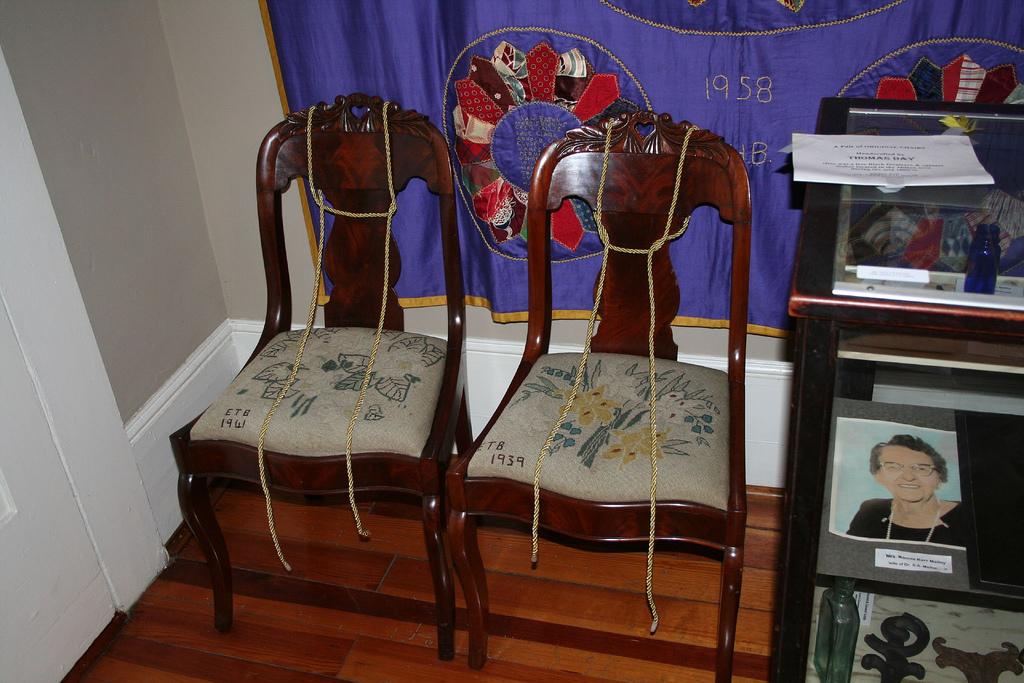 Thomas Day chairs
