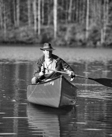 Canoeing at Umstead State Park near Raleigh. Photograph courtesy of North Carolina Division of Tourism, Film, and Sports Development.