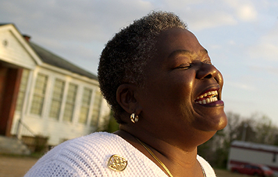 Sheila Kingsberry-Burt. Photo by Chris Seward, 2001. To request permission for further use or to purchase a print, please contact the News & Observer.