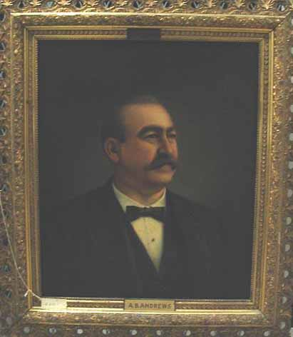 Alexander boyd Andrews Portrait, Accession #: H.1914.272.1.1891. North Carolina Museum of History.