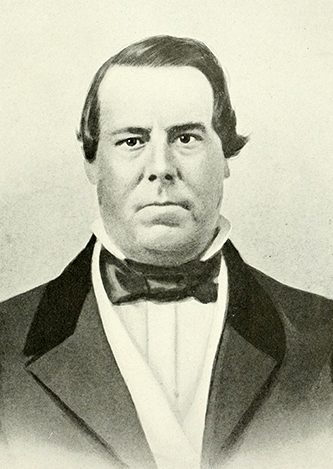 Joshua Barnes (1813-1890). Image from the Internet Archive.