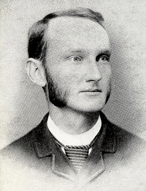 A photograph of Kemp Plummer Battle Jr. Image from the Internet Archive / N.C. Government and Heritage Library.