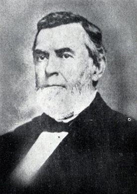 Photograph of Thomas Bragg. Image from the North Carolina Highway Historical Marker Program.