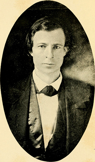 A photograph of John Joseph Bruner. Image from Archive.org.