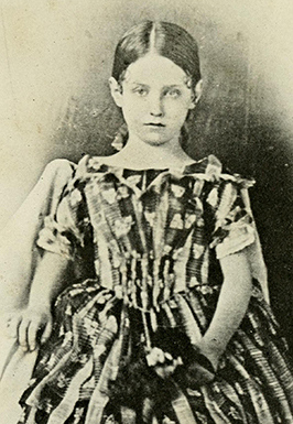A photograph of Henry Ravenscroft Bryan's wife, Mary Biddle Norcott Bryan from 1846. Image from the Internet Archive.