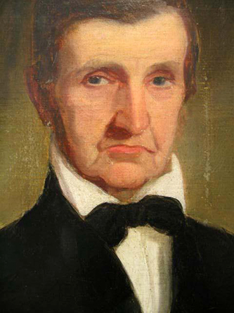"Brown, William Garl. ""Portrait, Accession #: H.1964.123.72."" 1852. North Carolina Museum of History."