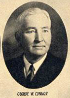 A photograph of Judge George Whitfield Connor. Image from the North Carolina Museum of History.