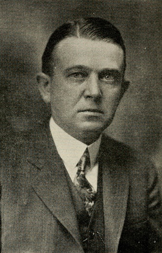 A photograph of Commodore Thomas Council, Sr. published in 1928. Image from the Internet Archive.