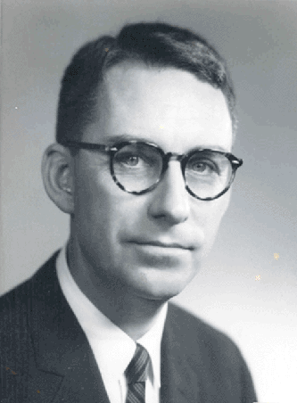 A photograph of Dr. Oscar Creech Jr. circa the 1960s. Courtesy of Baylor College of Medicine Archives.