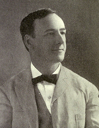 A photograph of Josephus Daniels published in 1911 in the <i>National Magazine</i>. Image from Archive.org.