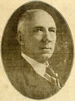 Rufus Alexander Doughton, circa 1921. Image from Archive.org.