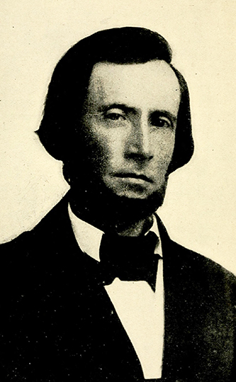 A photograph of Colonel Charles Frederick Fisher. Image from Archive.org.
