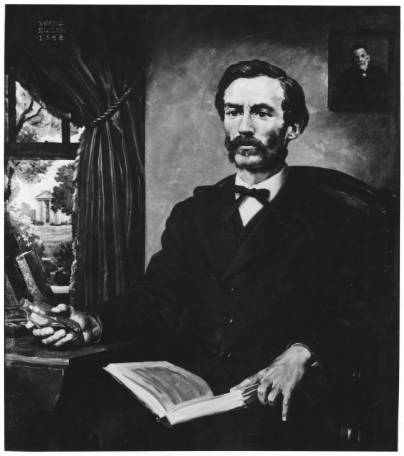 Thomas West Harris. Image courtesy of the North Carolina Digital Collections.