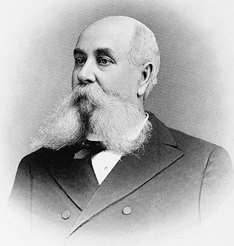 Engraving of Thomas Charles Fuller, 1905. Image from Archive.org.