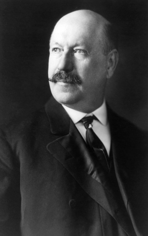 Photograph of James Madison Gudger Junior, 1912. Image from the Library of Congress.