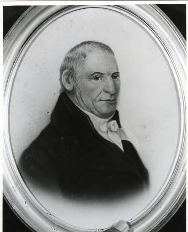 Peter Hairston. Image courtesy of the Digital NC Library.