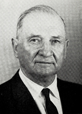 A photograph of Johnson Jay Hayes published in 1970. Image from the Internet Archive.
