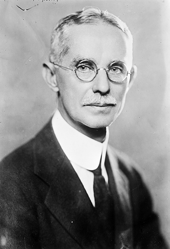 Photograph of Charles Holmes Herty. Image from the Library of Congress.