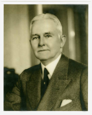 John Sprunt Hill. Image courtesy of the North Carolina Digital Collections.