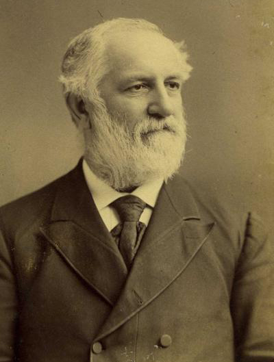 Photograph of Robert Frederick Hoke. Image from the North Carolina Museum of History.