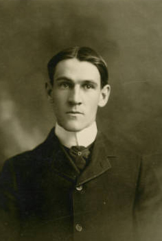 Edward Vernon Howell. Image courtesy of the Digital North Carolina Collection Photographic Archives, UNC Libraries.