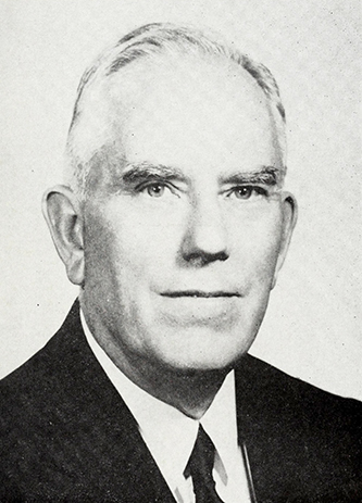 A photograph of Robert Lee Humber published in 1970. Image from the Internet Archive.