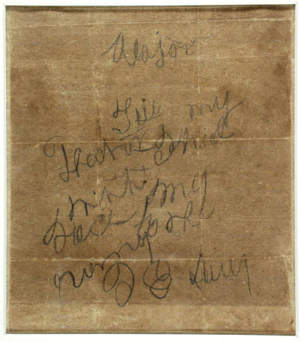 (click for larger and more information). Letter to Isaac Avery's father. The North Carolina Archives.