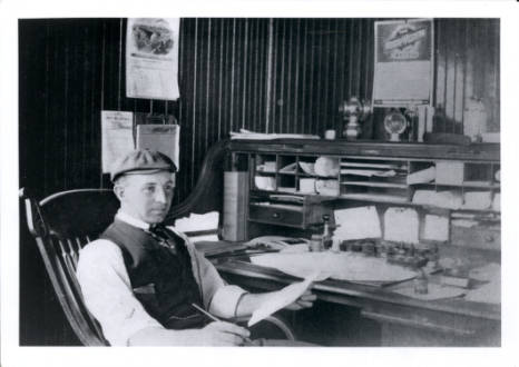 Willaim Rand Kenan, Jr. Image courtesy of Digital North Carolina Collection Photographic Archives, UNC Libraries.